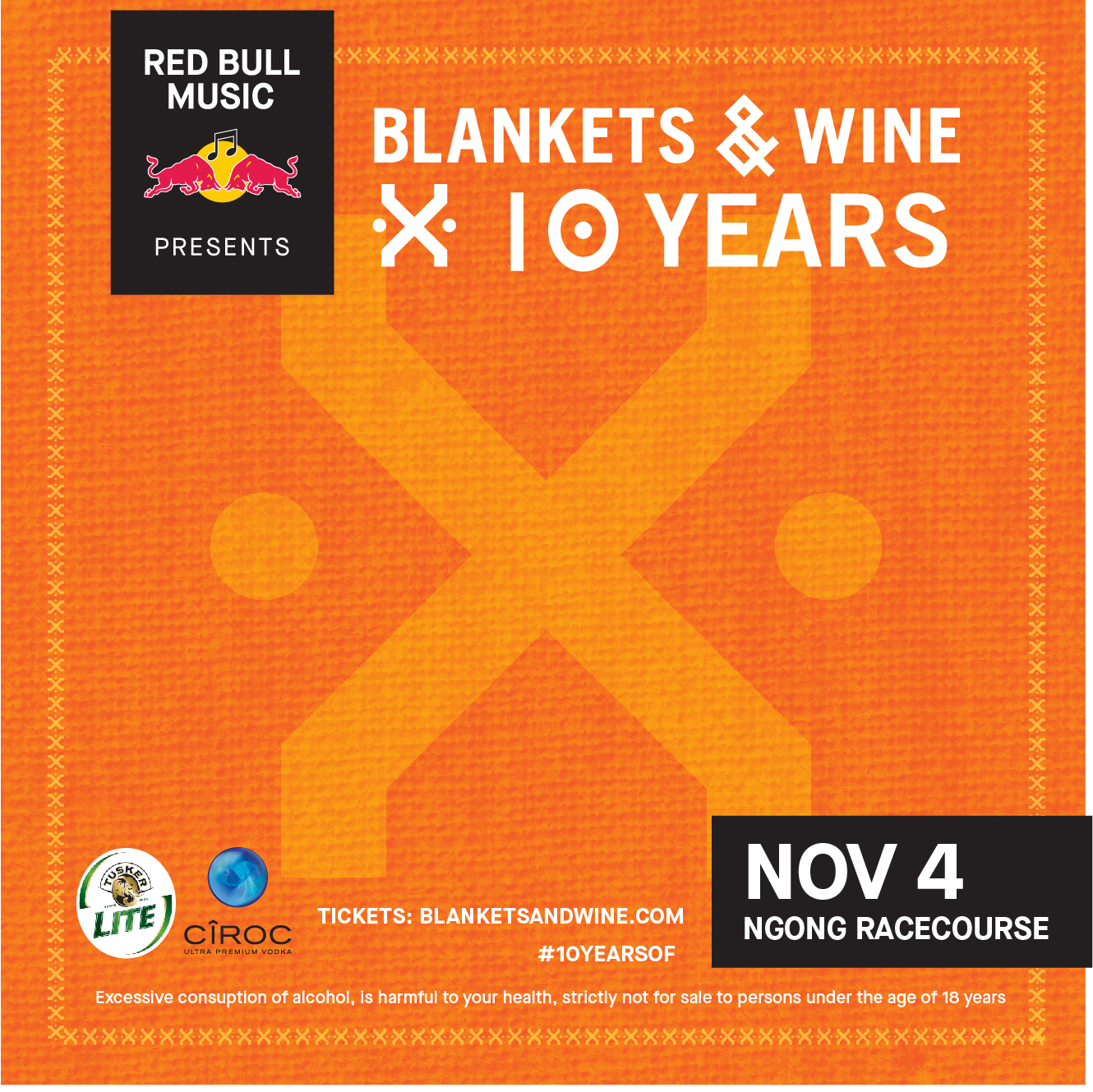 blankets wine red bull music presents blankets wine x 10 years